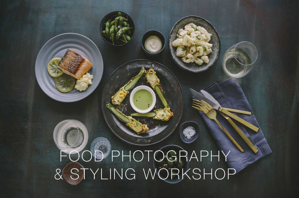 23rd March 2019 - Food Photography Workshop